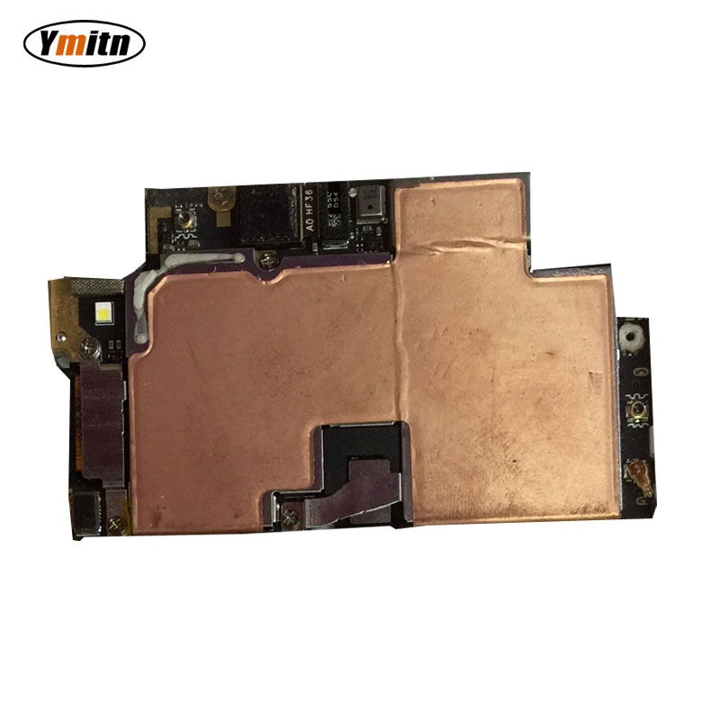 Ymitn Unlocked Electronic Panel Mainboard Motherboard Circuits Flex Cable With Firmware For IUNI  N1Ymitn Unlocked Electronic Panel Mainboard Motherboard Circuits Flex Cable With Firmware For IUNI  N1