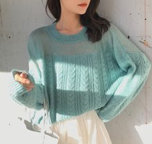 331e9134503 Popular See Through Sweaters-Buy Cheap See Through Sweaters lots ...