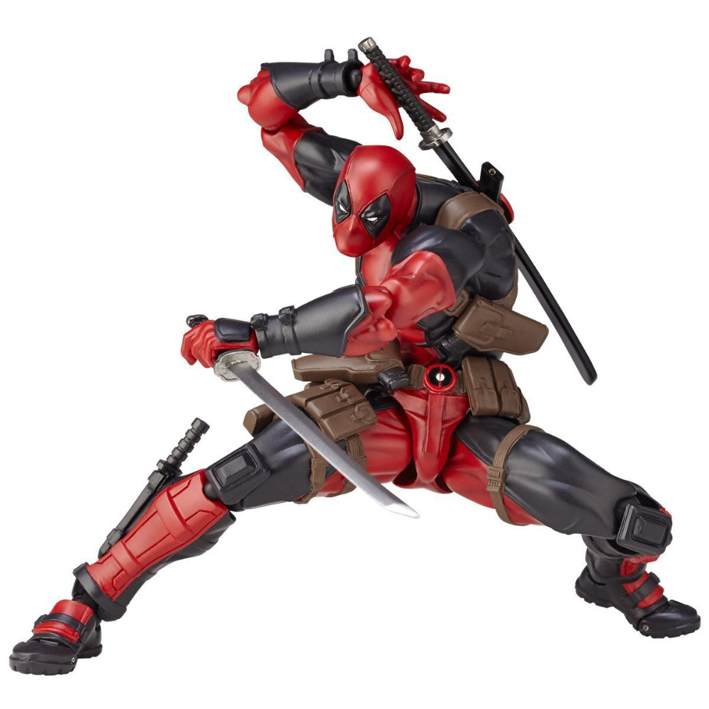 15cm Deadpool Action Figure 10