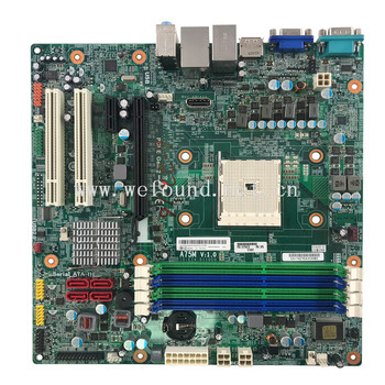 100% Working desktop motherboard for M5200T M5790D A75M D3F2-LM2 V:1.0 03T6678 FM2 System Board Fully Tested