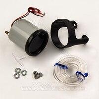 52mm 2 Turbo Boost Gauge Meter Mount Kit 0~20PSI / 0~30in.Hg Blue LED