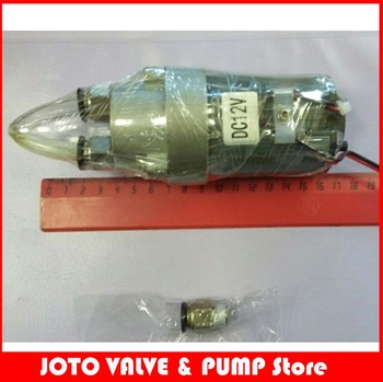 12V Gear Oil Pump Self Priming Waste Oil Pump
