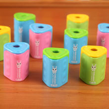 Милая точилка для карандашей с мультяшным Кроликом Канцтовары