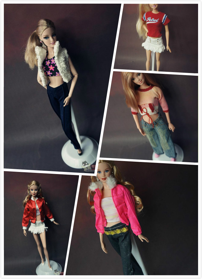 Buy barbie doll clothes online