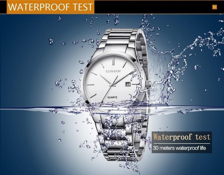 CURREN Sport Watches 8106