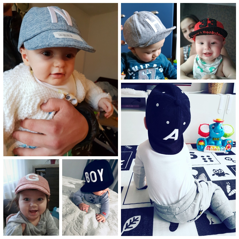 4f404a14 Summer Baby Letter Cap Baby Kids Boy Adjustable Baseball Caps Boys Girl Hats  Children Snapback Hip-Hop Sun Hat casquette enfant ~ Free Shipping June 2019
