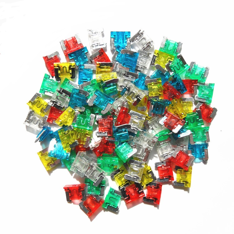 Car Truck MINI Standard Micro Blade Fuse 2 3 5 7.5 10 15 20 25 30 35 Amp ATM APM Auto Automotive Car Boat