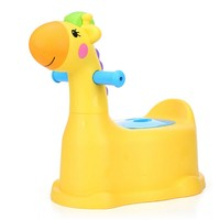 Baby Potty Toilet for newborns Kids Toilet Trainer Seat Chair Car WC Comfortable Portable Animal Pot For Children Toilet