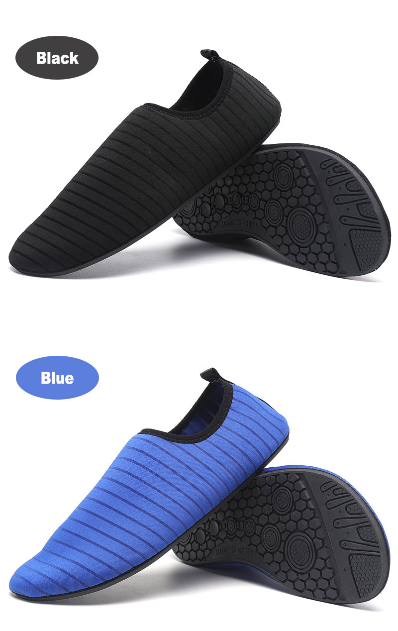 Summer Shoes Men Breathable Aqua Shoes Beach Sandals Adult Slippers Sport Upstream Shoes Women Diving Socks Tenis Masculino (26)