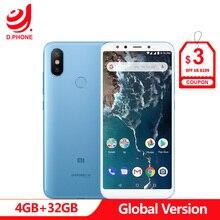 Global Version Xiaomi Mi A2 MiA2 4GB RAM 32GB ROM Mobile Pho