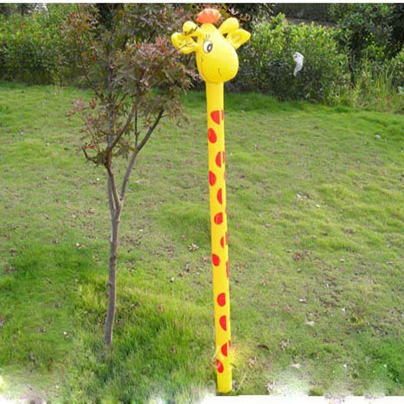 free-shipping-20pcs-Cartoon-Inflatabel-Animal-Long-Inflatable-Hammer-No-wounding-weapon-Stick-Children-Toys-1