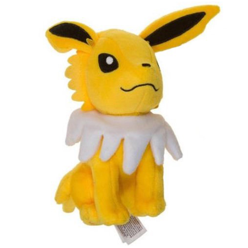 Jolteon ~7.5 Mini-Plush Evolution of Eevee Series Plush toy doll Childrens Gift Toy Kids