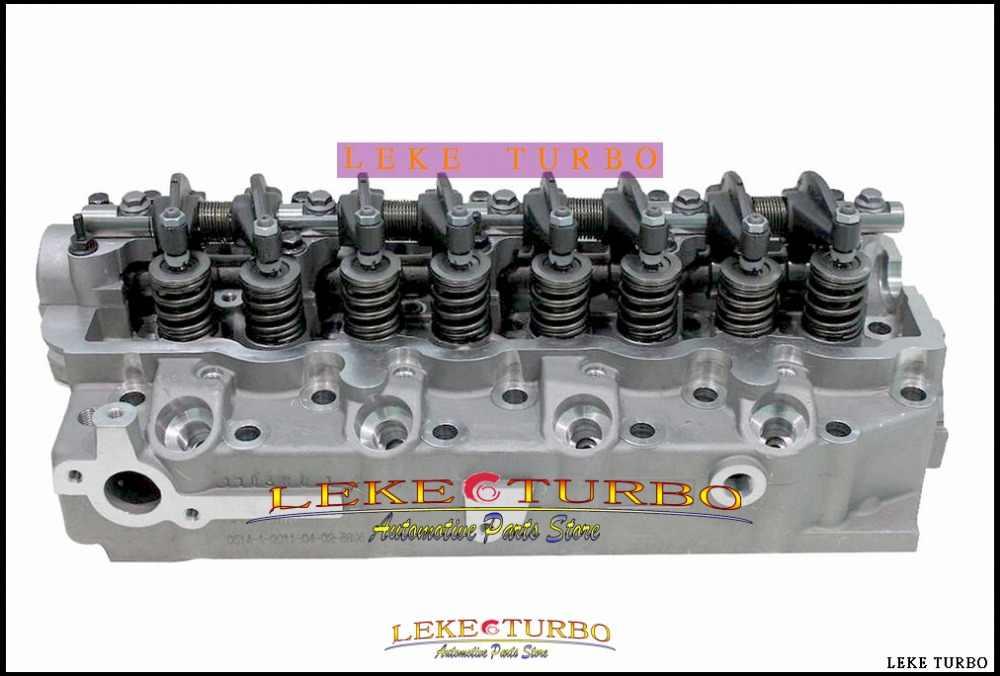 4D56 D4BA 4D56T Assembléia Cabeça de Cilindro Para Hyundai Galloper H1 H100 2.5L MD109736 MD185922 22100-42900 22001-427A1 Exceder 908612