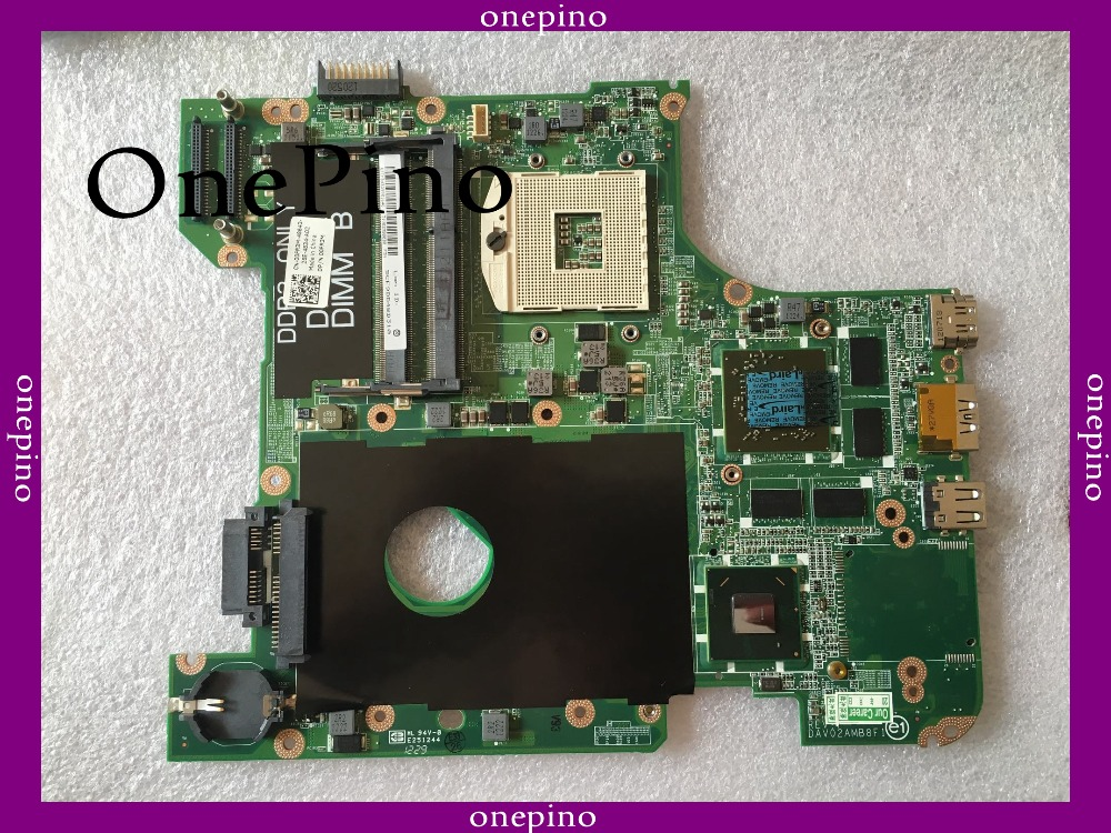 0FR3M 00FR3M fit for DELL INSPIRON 14R N4110 laptop motherboard PGA 988 Laptop Motherboard 0FR3M 00FR3M 100% tested nokotion dav02amb8f1 cn 00fr3m 00fr3m 0fr3m laptop motherboard for inspiron 14r n4110 hm67 hd6630m mainboard ddr3 full works