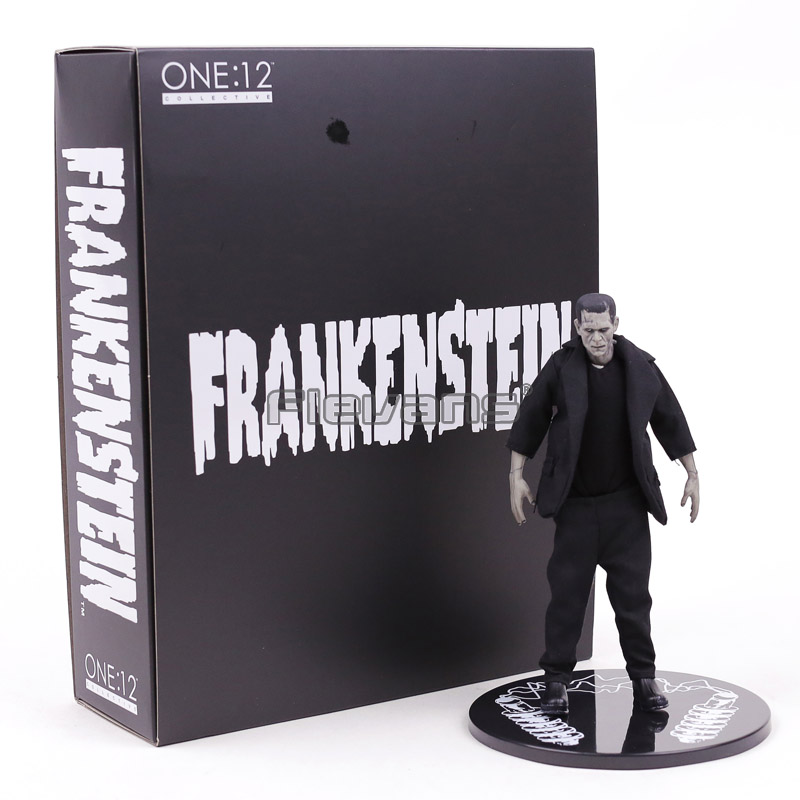 Mezco Toys Mary Shelley's Frankenstein One:12 Collective BJD Figure Toys 16cm цена и фото
