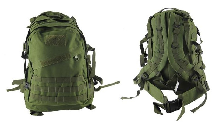 Us Airsoft Tactical 3 Day Molle Assault Backpack Bag Od In Backpacks From Luggage Bags On Aliexpress Alibaba Group