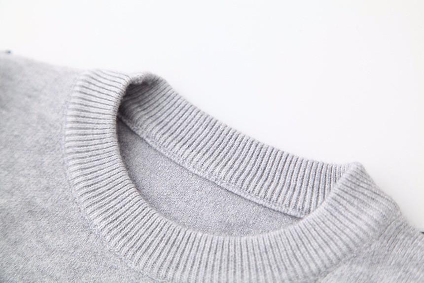 Girls Cardigan Sweater (4)