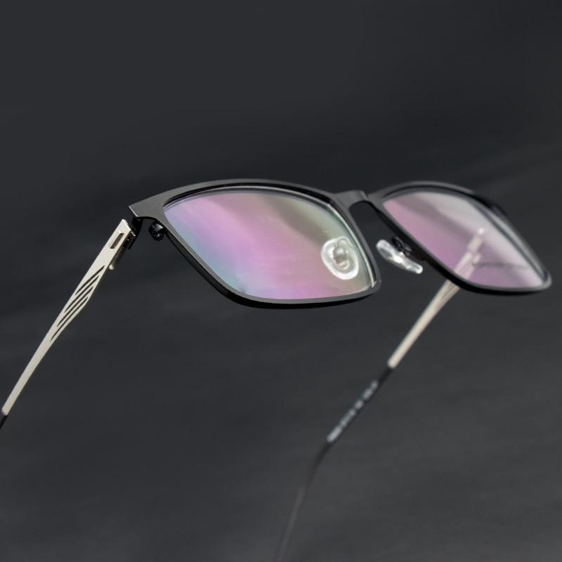 Photochrom Opticas Anti Platz Glasse blau Gafas grau brown Design Multi Rezept Rahmen Brille Licht Marke Brillen Männer fokus Schwarzes Oculos vqBYA1a