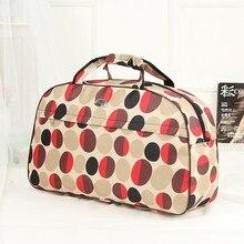 44*27*16CM Travel Bag Women large Totes Fashion Casual Waterproof Oxford Men Travel Bags  Luggage Duffle Handbags Organizer Bag