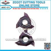 Бесплатная доставка 100 шт. RT16.01W AG60PB YBG201 ZCCCT режущего инструмента токарные плиты резьбовые вставки для внешних с