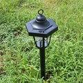 A prueba de agua Luz De panel solar LED porche pared Luminaria aplique de lámparas hyundai solaris jardín de césped al aire libre luces de iluminación