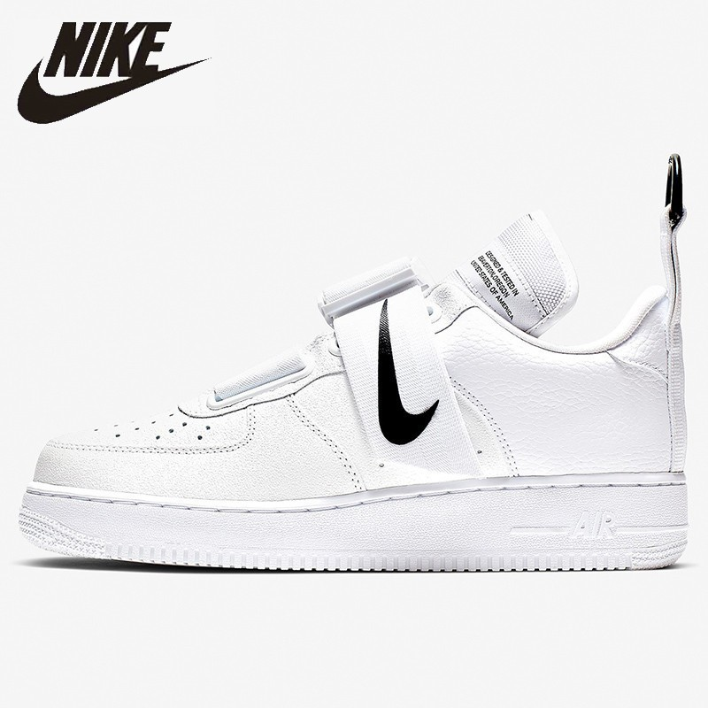 Nike AIR FORCE 1 New Arrival Men Skateboarding Shoes Original Air Cushion Anti-Slippery Sneakers#AO1531-101Nike AIR FORCE 1 New Arrival Men Skateboarding Shoes Original Air Cushion Anti-Slippery Sneakers#AO1531-101