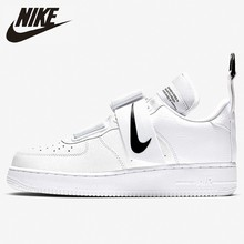 Nike AIR FORCE 1 New Arrival Men Skateboarding Shoes Original Air Cushion Anti-Slippery Sneakers#AO1531-101 original new arrival authentic nike dunk sb low pro zoom anti slippery men s skateboarding shoes sports sneakers trainers