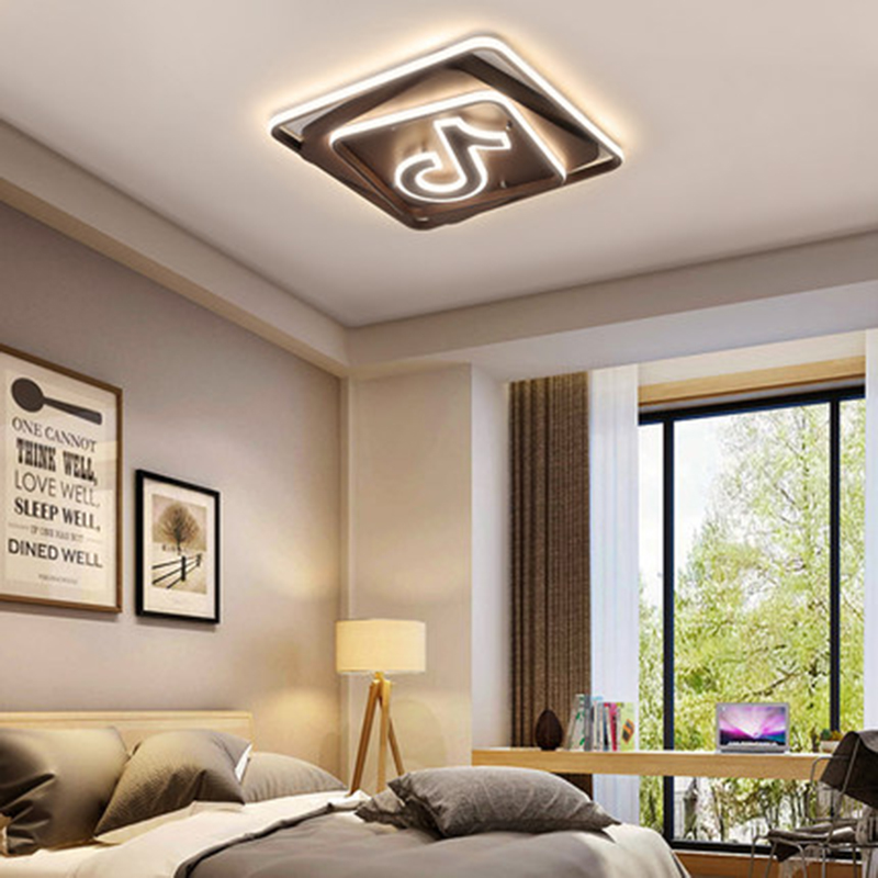 Ceiling lights new simple design decorative overhead bar fixtures living room contemporary lights home Modern led ceiling lampCeiling lights new simple design decorative overhead bar fixtures living room contemporary lights home Modern led ceiling lamp
