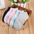 Bluelans Warm Lady 1 Pair Candy Color Ankle Socks Short Low Cut Crew Casual Boat Socks