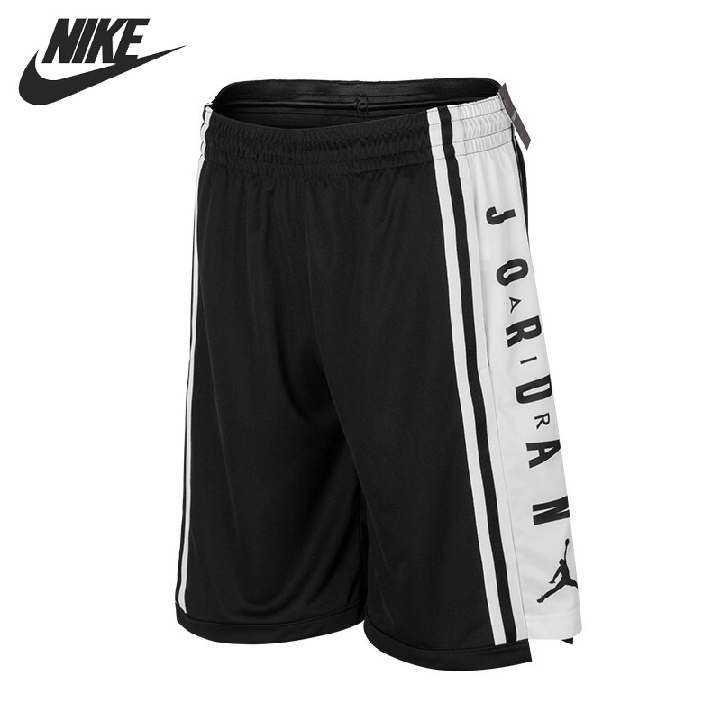 Original New Arrival  NIKE AS HBR BASKETBALL SHORT Mens Shorts Sportswear-in Running Shorts from Sports & Entertainment on AliExpress