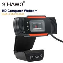HD Webcam USB2.0 Video Camera Built-in Sound Absorbing Microphone 12.0M Pixels High Quality Glass lens CMOS Resolution 640 * 480 5mp 8mm lens high resolution cmos ov5640 mjpeg