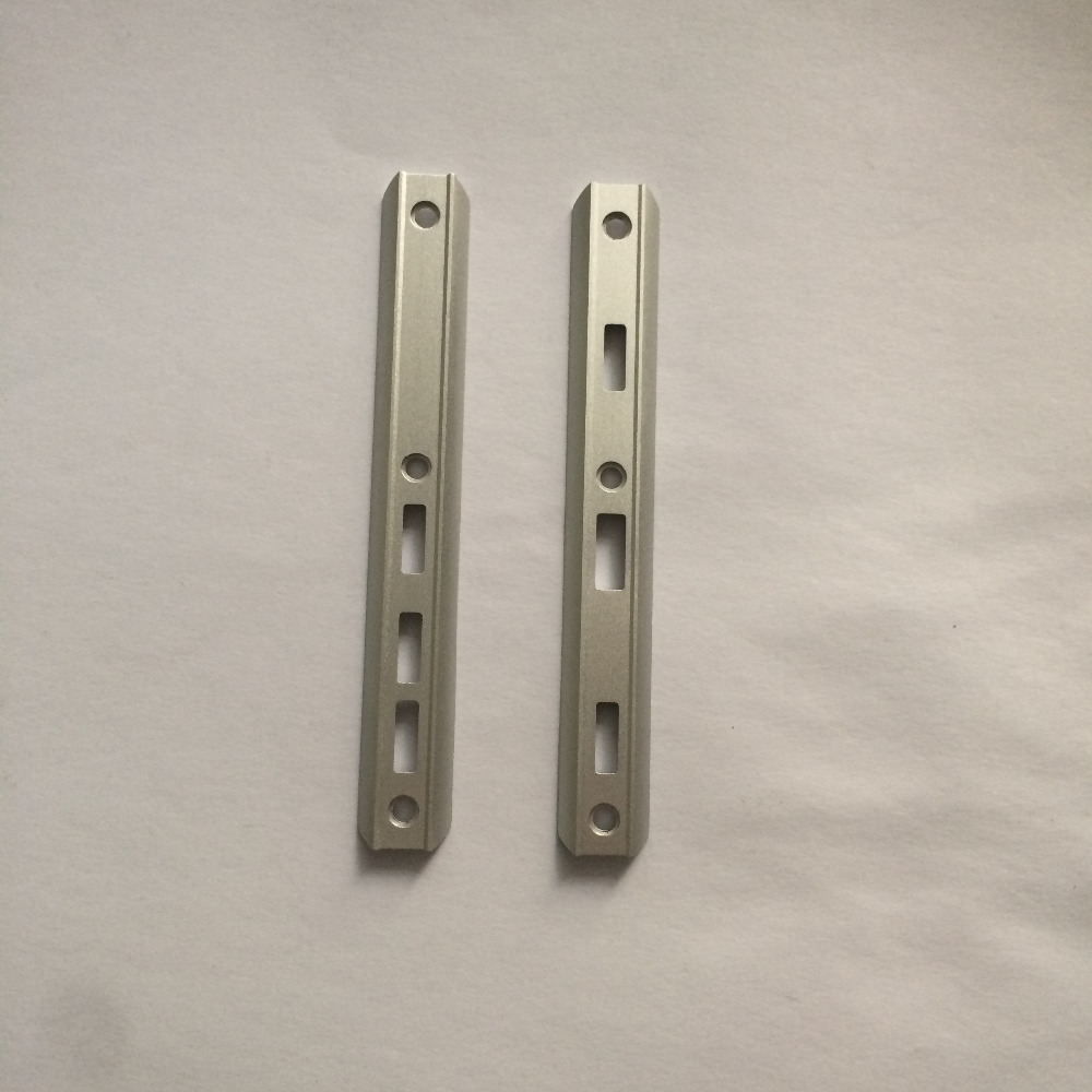 Original Phone Front Frame Metal Frame Side Trimming for Blackview BV6000/BV6000S Smart Mobile Phone In Stock Free Shipping