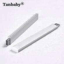 Tanbaby 18 LED 5730 SMD USB LED Light Lamp Mini Night Bulb Portable USB Book Reading Light Lamp For Notebook Laptop Power Bank(China)