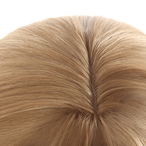 Image 4 - L email Wig Two Hit Mom Mamako Oosuki Cosplay Wig Long Brown Cosplay Wigs Braid Wigs Hair Heat Resistant Synthetic Wig Perucas