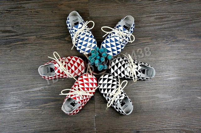 2015 new cool High quality plaid baby shoes First Walker Genuine Leather handmade Baby Moccasins lace-up newborn boy shoes