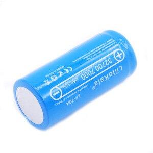 Image 5 - 8pcs/ LiitoKala 3.2V 32700 7000mAh Lii 70A LiFePO4 Batteria 35A Scarico Continuo Massimo 55A batteria Ad Alta potenza
