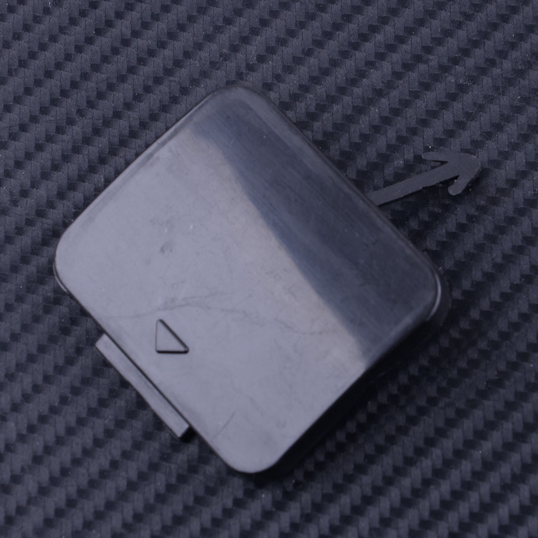 1 piece Front Bumper Tow Hook Cover Cap for BMW E39 525i 528i 530i