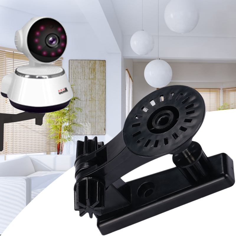 giantree 180 degree Camera Wall Mount stand cam module mount bracket baby monitor camera mount CCTV accessories-in CCTV Accessories from Security & Protection