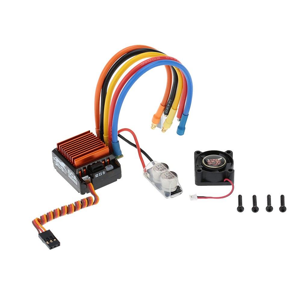 Skyrc 135 T 2590kv 2 P Sensori Per Motore Brushless Cs60 60a Alimentazione La Riceve Dal Bec Battery Eliminator Circuit Lista Del Pacchetto 1 Sensored Esc Carta Di Programma Led