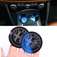 YONGXUN For Alfa Romeo Giulia Interior Trim Accessories Cover With Central Control Cup And Decorative Cup