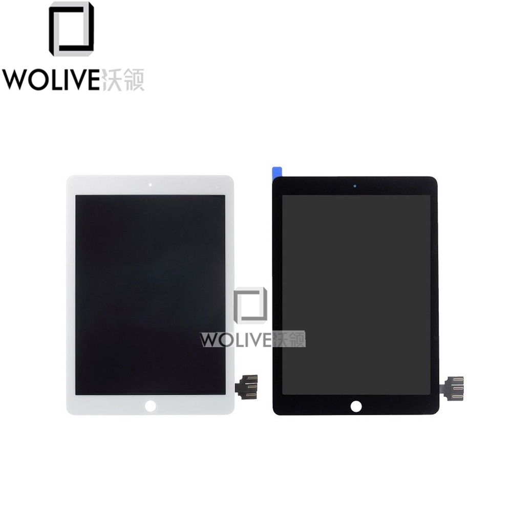 LCD Digitizer Assembly for Apple iPad Pro 9.7 Black Front Glass Display Video