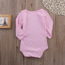 Cute Pink Baby Bodysuit 3-18M