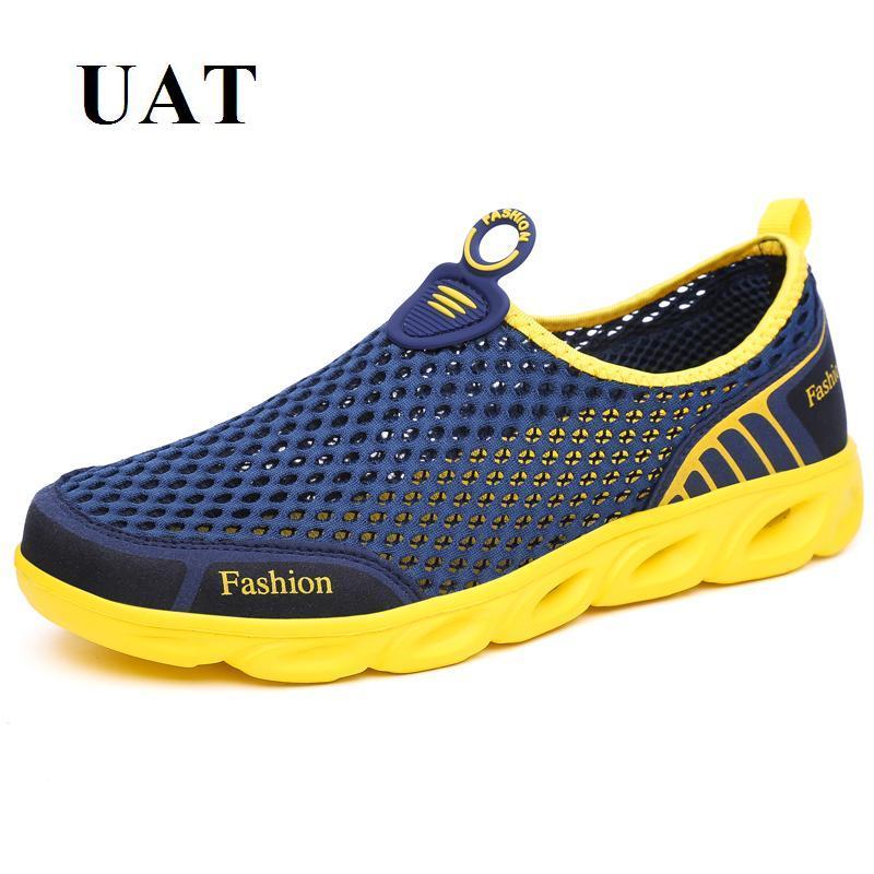 a7818156928 Hot 2017 zomer schoenen koppels mesh loopschoenen vrouw lichtgewicht ...