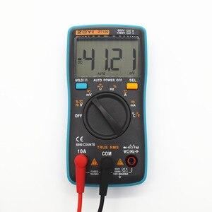 ZT101 ZT102 ZT102A Digital Multimeter DC AC Voltage Current Resistance Diode Capacitance Temperature Tester Digital Multimeter(China)