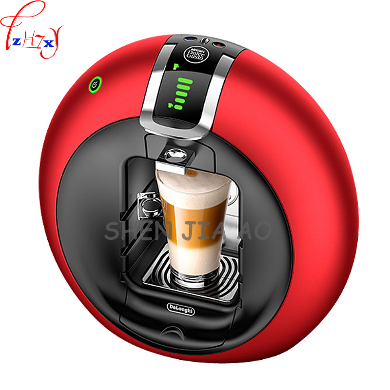 Home EDG606 automatic capsule coffee machine 1300ml 15bar high intelligent capsule coffee machine 220V 1500W 1pc 1 pc 220v en550 home automatic capsule coffee machine 19bar intelligent touch screen control capsule coffee machine