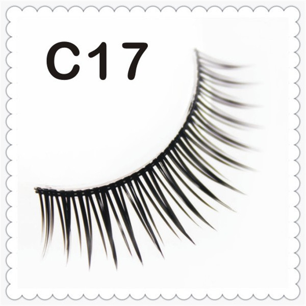 Fashion False Eyelashes Natural Eye Lash Fake Eyelashes Extensions