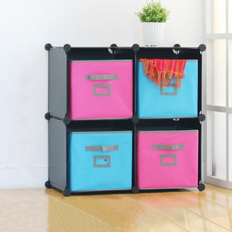 Aliexpress.com : Buy High Quality Kids Storage Box Foldable Storage Basket  Book Storage Foldable Clothes Storage Box Cajas Organizadoras M L 2pcs/lot  From ...