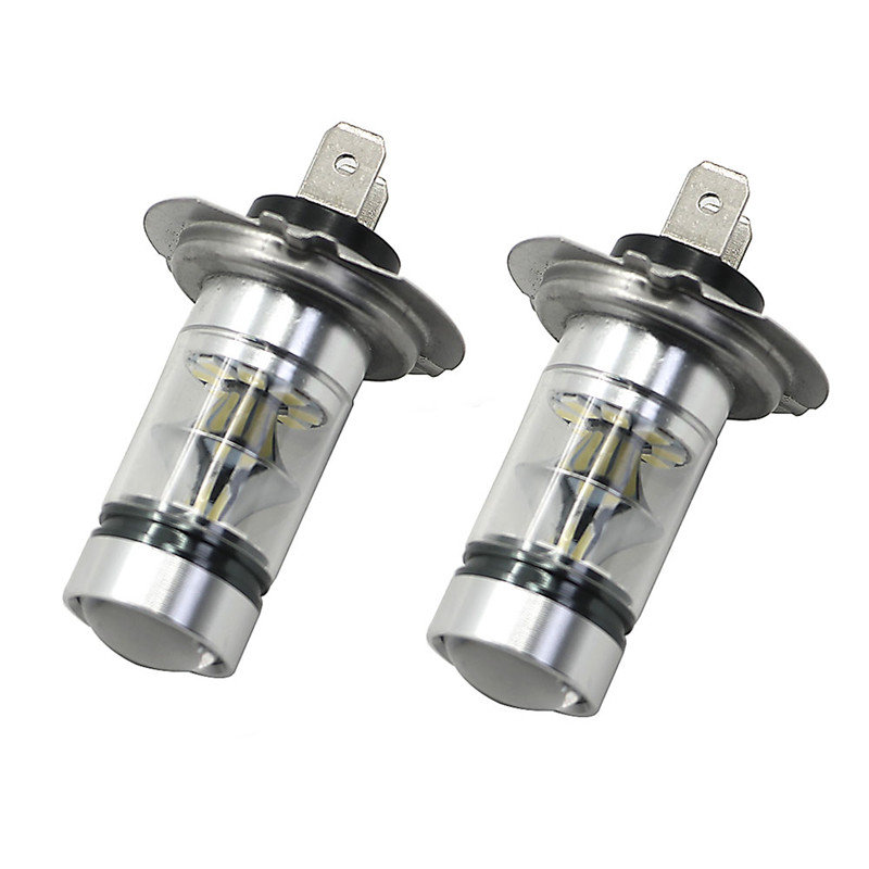 cheapest H7 LED Headlight Bulb White For Honda CBR600RR 03-16 CBR1000RR 04-17 Goldwing 1800 GL1800 01-16 CBR 954 929 F4i 00-03 F6B 13-16