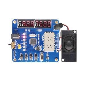 Image 2 - Kit de carte de démonstration de module dinterphone (module de talkie walkie UHF VHF SA818 + haut parleurs + antennes à tige droite)