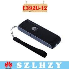 Разблокированный Huawei E392 E392U-12 100 Мбит/с 4 аппарат не привязан к оператору сотовой связи USB модем USB Стик для автомобиля беспроводной доступ в Интернет, 4G lte-модем FDD 800/900/1800/2100/2600 МГц